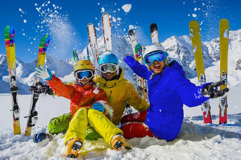 Cestovní pojištění na hory se vyplatí pro celou rodinu